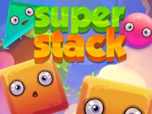 Онлайн игра Супер Стак (Super Stack) (изображение №1)