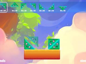 Онлайн игра Супер Стак (Super Stack) (изображение №3)
