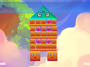 Онлайн игра Супер Стак (Super Stack) (изображение №2)