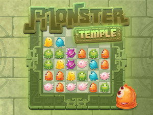 Онлайн игра Храм Монстров (Monster Temple) (изображение №1)