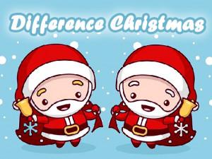 Найди Отличия: Рождество