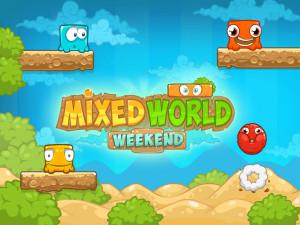 Онлайн игра Смешанный Мир: Выходные (Mixed World: Weekend) (изображение №1)