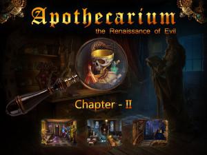 Онлайн игра Апотекариум Возрождение Зла: Глава 2 (Apothecarium The Renaissance of Evil: Chapter 2) (изображение №1)