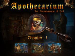 Апотекариум Возрождение Зла: Глава 1