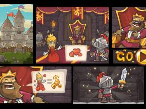 Онлайн игра Доблестный Рыцарь (Valiant Knight) (изображение №2)