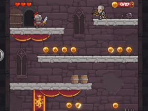 Онлайн игра Доблестный Рыцарь (Valiant Knight) (изображение №5)