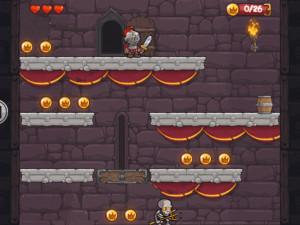 Онлайн игра Доблестный Рыцарь (Valiant Knight) (изображение №6)