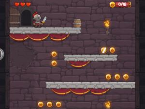 Онлайн игра Доблестный Рыцарь (Valiant Knight) (изображение №8)