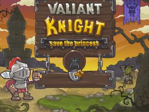 Доблестный Рыцарь: Спасение Принцессы