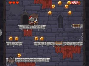 Онлайн игра Доблестный Рыцарь: Спасение Принцессы (Valiant Knight: Save the Princess) (изображение №3)