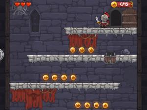 Онлайн игра Доблестный Рыцарь: Спасение Принцессы (Valiant Knight: Save the Princess) (изображение №4)
