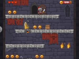 Онлайн игра Доблестный Рыцарь: Спасение Принцессы (Valiant Knight: Save the Princess) (изображение №5)