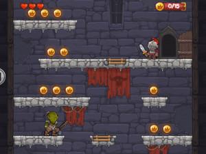 Онлайн игра Доблестный Рыцарь: Спасение Принцессы (Valiant Knight: Save the Princess) (изображение №7)