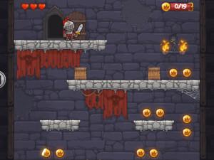 Онлайн игра Доблестный Рыцарь: Спасение Принцессы (Valiant Knight: Save the Princess) (изображение №8)