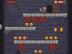 Онлайн игра Доблестный Рыцарь: Спасение Принцессы (Valiant Knight: Save the Princess) (изображение №9)