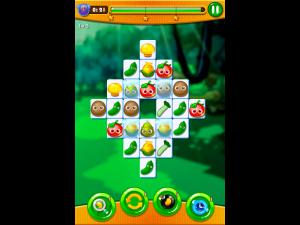 Онлайн игра Соедини Фрукты (Fruit Link) (изображение №3)