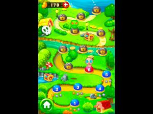 Онлайн игра Соедини Фрукты (Fruit Link) (изображение №7)
