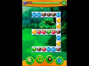 Онлайн игра Соедини Фрукты (Fruit Link) (изображение №5)