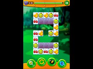 Онлайн игра Соедини Фрукты (Fruit Link) (изображение №4)