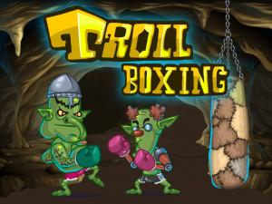 Онлайн игра Бокс Тролли (Troll Boxing) (изображение №1)