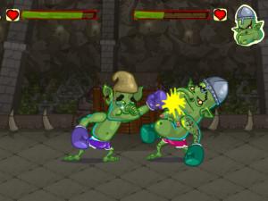 Онлайн игра Бокс Тролли (Troll Boxing) (изображение №2)