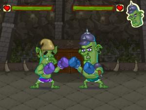 Онлайн игра Бокс Тролли (Troll Boxing) (изображение №4)