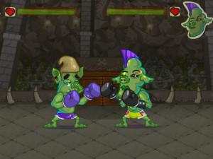 Онлайн игра Бокс Тролли (Troll Boxing) (изображение №5)