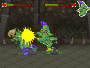 Онлайн игра Бокс Тролли (Troll Boxing) (изображение №6)
