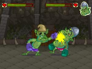 Онлайн игра Бокс Тролли (Troll Boxing) (изображение №8)