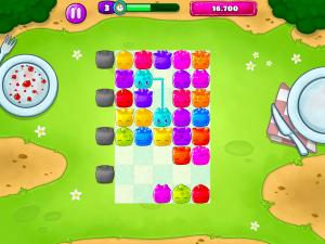 Онлайн игра Маджонг Коннект: Желе Джем (Jelly Jam - Link & Match) (изображение №3)