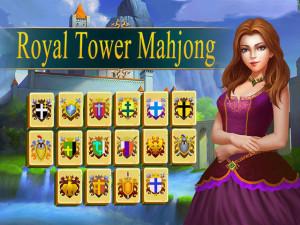 Королевская Башня Маджонг