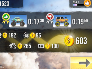 Онлайн игра Гонки на Грузовиках (Racing Monster Trucks) (изображение №7)