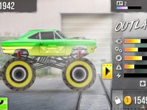 Онлайн игра Гонки на Грузовиках (Racing Monster Trucks) (изображение №3)