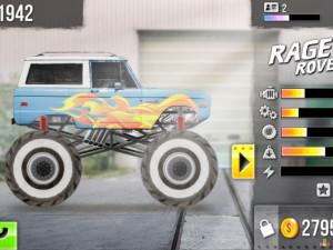 Онлайн игра Гонки на Грузовиках (Racing Monster Trucks) (изображение №6)