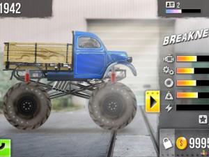 Онлайн игра Гонки на Грузовиках (Racing Monster Trucks) (изображение №8)