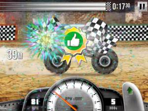 Онлайн игра Гонки на Грузовиках (Racing Monster Trucks) (изображение №9)