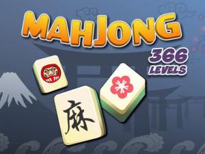 Маджонг: 366 уровней