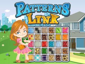 Онлайн игра Маджонг Коннект: Соедини парные узоры (Patterns Link) (изображение №1)
