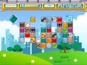 Онлайн игра Маджонг Коннект: Соедини парные узоры (Patterns Link) (изображение №3)