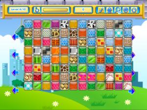 Онлайн игра Маджонг Коннект: Соедини парные узоры (Patterns Link) (изображение №4)