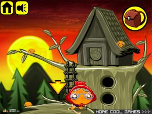 Онлайн игра Счастливая Обезьянка 7 (Monkey GO Happy 7) (изображение №2)