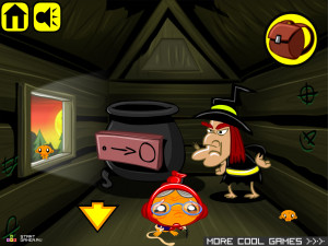 Онлайн игра Счастливая Обезьянка 7 (Monkey GO Happy 7) (изображение №3)