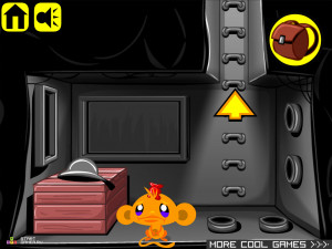 Онлайн игра Счастливая Обезьянка 8 (Monkey GO Happy 8) (изображение №3)