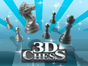 Онлайн игра Шахматы 3D (3D Chess) (изображение №1)
