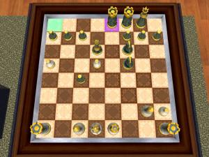 Онлайн игра Шахматы 3D (3D Chess) (изображение №3)