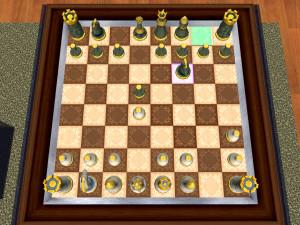 Онлайн игра Шахматы 3D (3D Chess) (изображение №4)