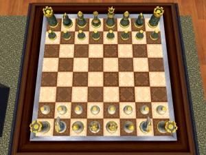 Онлайн игра Шахматы 3D (3D Chess) (изображение №2)