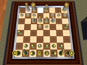 Онлайн игра Шахматы 3D (3D Chess) (изображение №7)