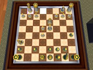 Онлайн игра Шахматы 3D (3D Chess) (изображение №8)