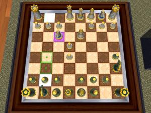 Онлайн игра Шахматы 3D (3D Chess) (изображение №9)